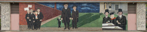 Ben Shahn, Passion of Sacco and Vanzetti, 1967