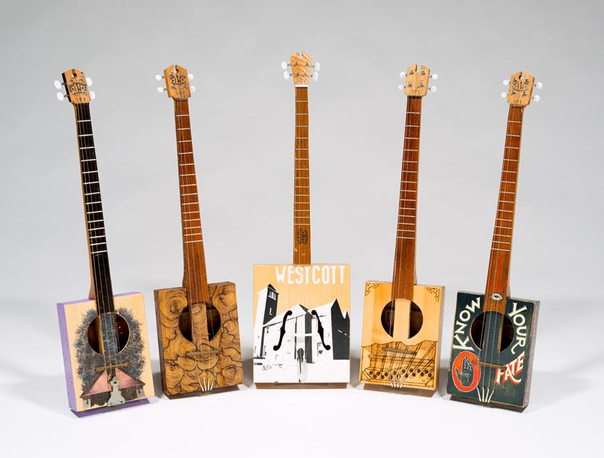 SUArt Kids : MAKING MUSICAL INSTRUMENTS WITH ZEKE LEONARD | The ...
