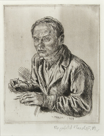 Self-Portrait, 1928