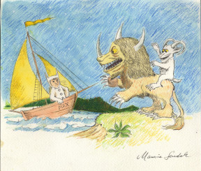 Lunchtime Lectures: Gallery tour of Maurice Sendak: 50 Years, 50 Works, 50 Reason @ SUArt Galleries | Syracuse | New York | United States