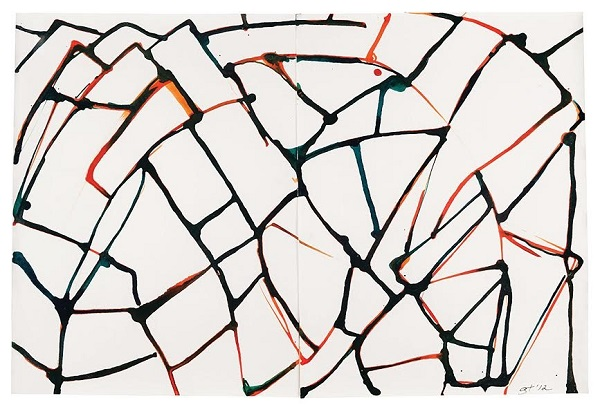 Gwenn Thomas, Variation of Pearl III, 2012