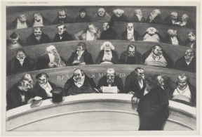 Lunchtime Lecture: Honore Daumier